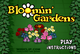 Bloomin Garden // Game