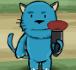 Blu Cat // Game