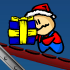 Cargo Bridge Xmas Levels // Game
