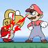 Mario Combat Deluxe // Game