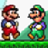 Play Super Mario Brothers