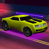 Turbo Glo Racing // Game